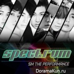 U-Know Yunho, Donghae, Eunhyuk, Minho, Taemin, Kai, Lay - Spectrum