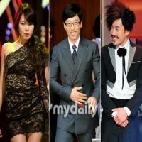 Ю Чжэ Сок, Но Хон Чхоль и ХёнА появятся в клипе Psy