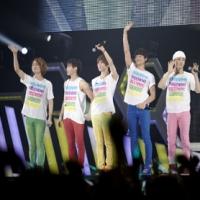 SHINee успешно завершили свое первое японское турне