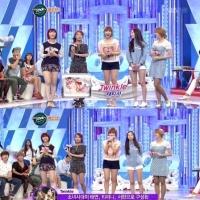 Енни из Wonder Girls исполнила Twinkle