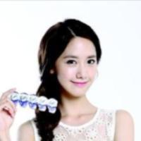 ЮнА из SNSD стала моделью бренда контактных линз