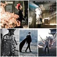 BIGBANG представили видео со съемок японской версии 'Monster'