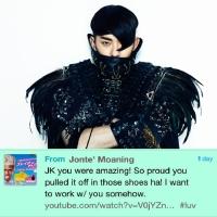 Известный хореограф Джонте Моанинг похвалил выступление Чжо Квона с песней Animal