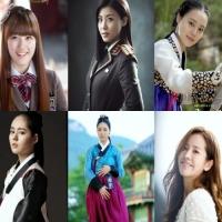 У кого лучшие шансы победить в номинации Выдающаяся корейская актриса?