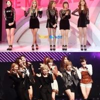 Wonder Girls рассказали о своих дружеских отношениях с Girls' Generation