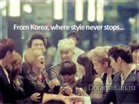 2PM и MissA для Touch Korea