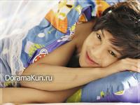 Kim Hyun Joong и Hwang Jung Eum для Samsung Card CF