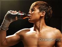 Nichkhun (2PM) для Coke Zero