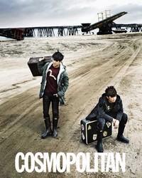 Cosmopolitan Korea November 2011