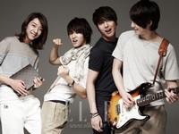 Kim Soo Hyun, Lee Ming Jung, CN Blue для Elle Korea May 2012