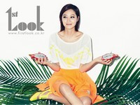 Gong Hyo Jin для First Look Vol. 23