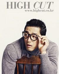 Ji Jin Hee для High Cut 2012