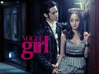 Kim Bum, Park Min Young, Sung Yuri для Vogue Girl Korea February 2011
