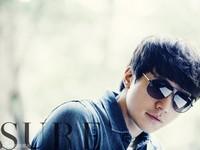 Lee Dong Wook для Sure July 2012