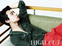 Lee Je Hoon для High Cut Vol. 76