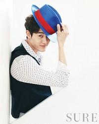 Lee Ki Woo для SURE 2012
