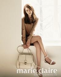 Lee Yeon Hee для Marie Claire Korea May 2012