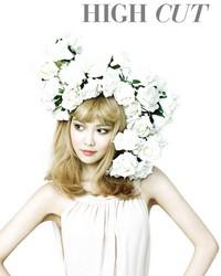 SNSD's Sooyoung для High Cut Vol. 77