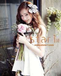 Jessica (SNSD) для @Star1