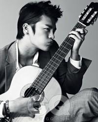 Seo In Guk для GQ Korea June 2012