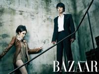 Shin Se Kyung, Song Kang Ho для Harper's Bazaar Korea September 2011