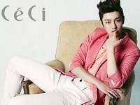 Shin Won Ho для CéCi July 2012