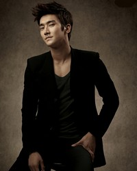 Super Junior's Choi Siwon для Caffé Latte 2012