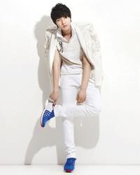 Lee Min Ho, Yeo Jin Goo для GQ Korea April 2012