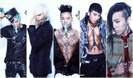 Big Bang и T-ara названы Королями и Королевами продаж альбомов за первую половину 2012