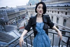 Zhou Xun Для U+ 03/2012