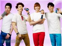 2AM и Perfume для Pepsi