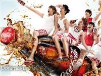2PM для Coca Cola Open Happiness Full