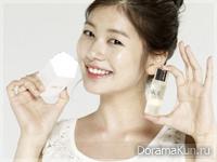 Jung So Min для SK II