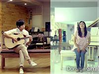 KIM Yuna и LEE Seung Gi для KB-Bank