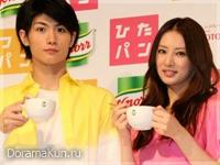 Keiko Kitagawa для Ajinomoto Knorr