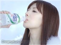 Keiko Kitagawa для Asahi Mitsuya Cider Ver.1