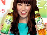 Keiko Kitagawa для Kirin