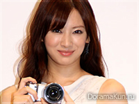 Keiko Kitagawa для SONY New α NEX-3
