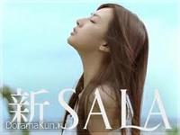 Keiko Kitagawa для Sala Mix