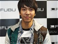 Lee Seung Gi для FUBU