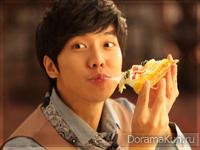 Lee Seung Gi для Pizza Hut