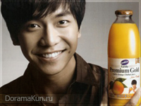 Lee Seung Gi для Sunkist Multi Vita
