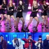 Big Bang против Wonder Girls: Альбомы выходят одновременно″