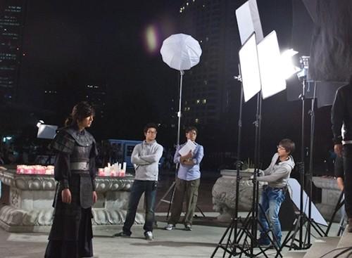 Ким Хи Сон и Ли Мин Хо