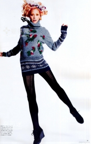 Anna Tsuchiya Для United Colors of Benetton Autumn & Winter 2011-2012