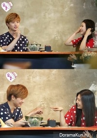 We got Married 4 (Yook Sungjae & Joy)
