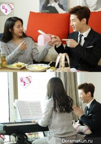 We got Married 4 (Henry Lau & Kim Ye-won)