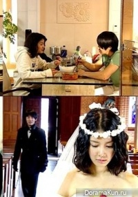 Jun Jin & Lee Si Young