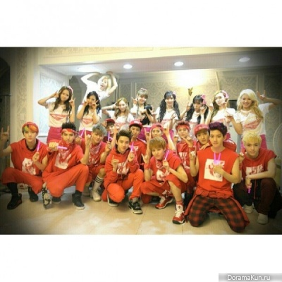 EXO & Girls' Generation