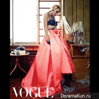 CL для Vogue Korea